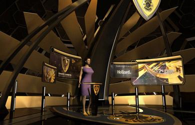ORAD Virtual Set Design for Kaizer Chiefs